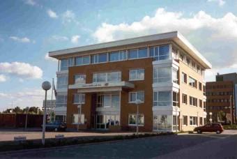 Nieuwbouw kantoorpand te Amersfoort
