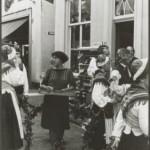 Krommestraat 20 keistadfeest 1977