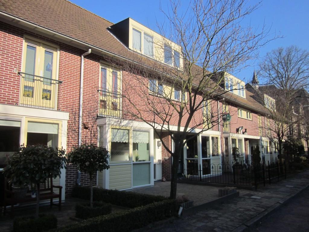 8 woningen Matthias Withoosstraat 20 t/m 22g Amersfoort