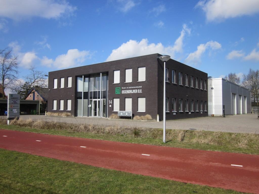 kantoor met bedrijfsruimte de Stuwdam 14 Amersfoort